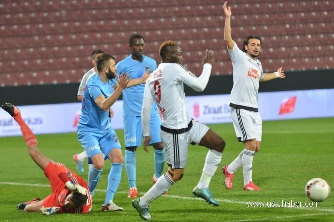 Trabzonspor - Gaziantepspor maçı sonucu ve maç özeti