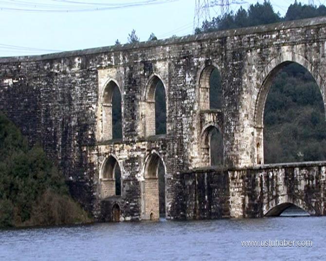 Mimar Sinanın Alibey deresi üzerinde yaptığı Mağlova Su ...