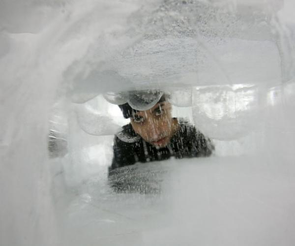Buz İçinde En Uzun Süre Kalma Rekoru