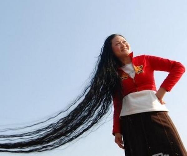 Dünyanın En Uzun Saçı