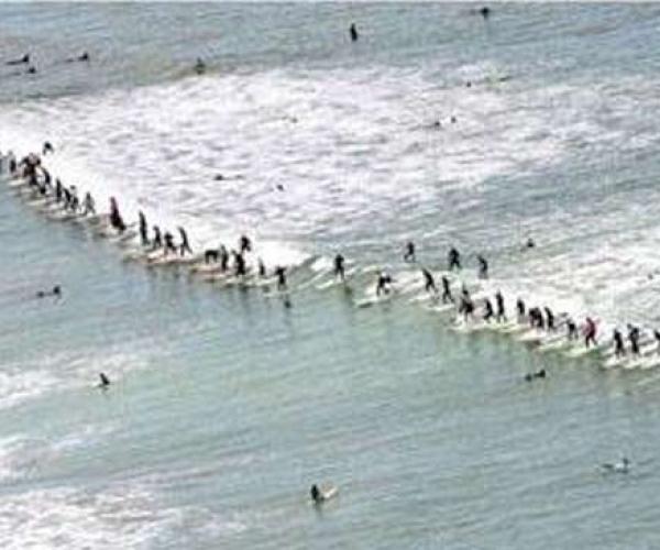 En Büyük Sörf Dalgası