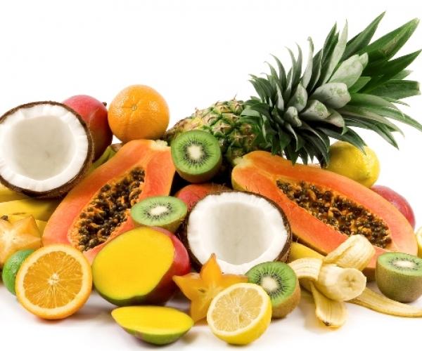 İlginç Meyveler