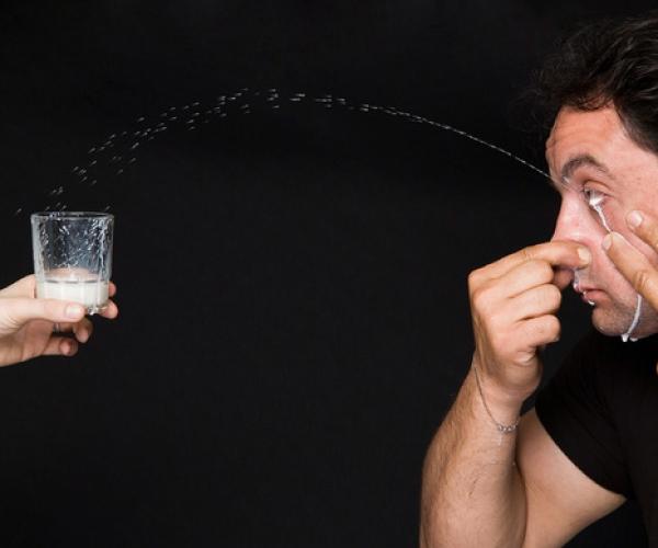 Gözünden Süt Fışkırtan Adam İlker Yılmaz