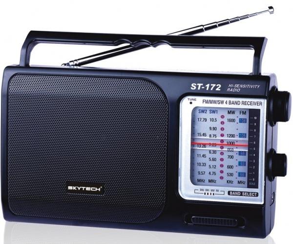 Radyonun Sesini Arttırmak