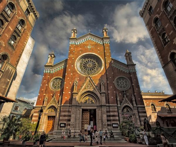 St. Antuan Kilisesi